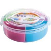 Portable Gift Plastic Tableware Set Candy Box Tin With Custom Color Logo Manufactures