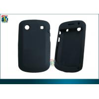 China Rubberized Coating Premium Gel Silicon Case For Blackberry Bold 9900 Protective Case on sale