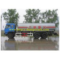 290hp 6x4 HOWO Oil tank truck / fuel tanker truck with 20 CBM capacity Manufactures