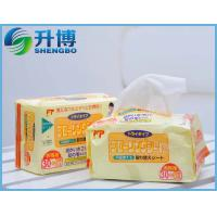 Spunlace Nonwoven Cleaning Cloth  Floor wipe Manufactures