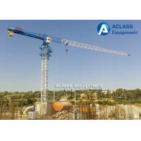 4 ton Free - Standing Stationary Topless Tower Crane Lift Machine For Construction Manufactures
