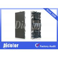 Outdoor / Indoor  Rental LED Display , Multifunctional Led Video Wall Manufactures