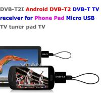 China DVB-T2I Android DVB-T2 DVB-T TV receiver for Phone Pad Micro USB TV tuner on sale