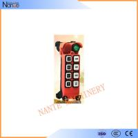 Quality Industrial Handheld Wireless Hoist Remote Controller For Crane F21 - E2M - 8 for sale