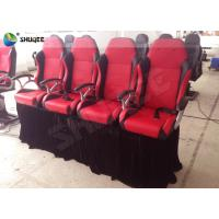 Exclusive 4D Motion Cinema Chair 4D Theater Seating For 4D Movie Theater Manufactures