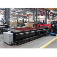 Computer Controlled Plasma Metal Cutter Machine American Hypertherm Power Supply Manufactures