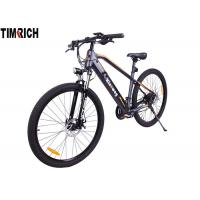 TM-KV-2910 29 Inch 27 Speed Electric Mountain Bike Full Covered Battery 250W Motor Manufactures