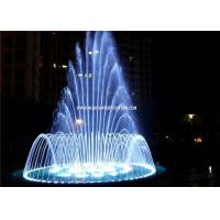 Cast Iron Round Water Fountains , Indoor Water Fountains  220V / 380V Manufactures