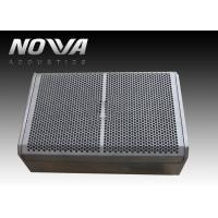 Indoor / Outdoor Portable PA Sound System , Full Range Dual Subwoofer Speakers Manufactures