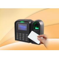 Buy cheap Multi - Language Fingerprint Time Attendance System With Touch Keypad from wholesalers
