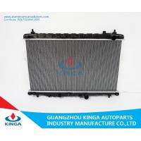 Direct Fit Hyundai Trajet'99 MT PA16/26mm Custom aluminum Radiator Replacement Manufactures