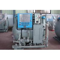 Buy cheap MBR Marine Sewage Treatment Equipment/Marine Wastewater Treatment Plant from wholesalers