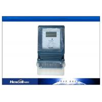 Buy cheap Multi rate Watt Hour Meter Three Phase Three Wire 800imp/kWh Impulse from wholesalers