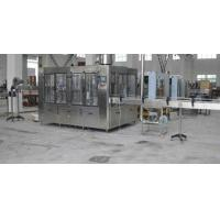 Automatic 5 Gallon Water Filling Machine , 3 in 1 Monobloc Water Filling Machine Manufactures