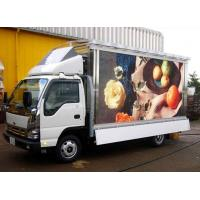 Truck Mounted Led Display Outdoor Waterproof P10 P16 P20 Display on Trailer Manufactures