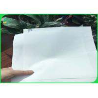 1.2g to 1.5g RBD RPD SPN Jumbo Roll Paper Two Side Coated Flame Resitant Manufactures