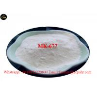 Sarms MK 677 Ibutamoren For Muscle Building Pharmaceutical Raw Material  CAS 59752 10 0 White Powder Manufactures
