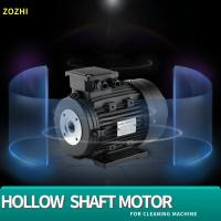 China 5.5KW Electric Hollow Shaft Motor Aluminum 112M2-4 For High Pressure Car Cleaner on sale