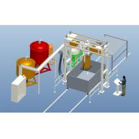 Multi-Mixing Head Polyurethane Mixing Machine Configured with Graphite Colorant Manufactures