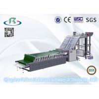 Carton Box Automatic Flute Corrugated   Cold Laminating Machine Manufactures