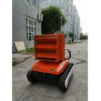 High Prevention Foam Fire Fighting Equipment Reconnaissance Robot Stable Performance Manufactures