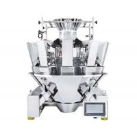Standard Linear Weighing Machine 10 Heads Type 1.6L/2.5L Hopper Volume Manufactures