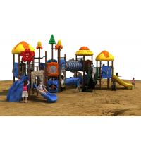 Outdoor Playground,Playground Type and LLDPE,Plastic Playground Material commercial playground equipment Manufactures