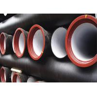 Fusion Bonded Epoxy Coated Steel Pipe K789 Class Rubber Gasket Connection Manufactures