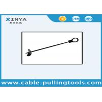 Quality Manufacture Earth Screw Anchor Earth Anchor Drill 1710mm with 300mm Diameter for sale