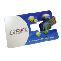 Intel business, plane Credit Card USB Drives memory stick 16GB, 32GB (MY-UC02) Manufactures