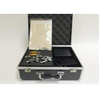 Body Tattoo Permanent Makeup Equipment With Needles Power Supply Manufactures