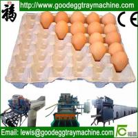 Automatic Paper Pulp Molded Egg Tray Machine(FC-ZMG6-48) Manufactures