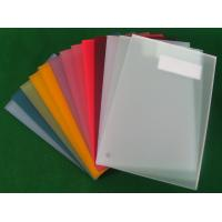 China acrylic sheet clear / acrylic sheet sizes on sale