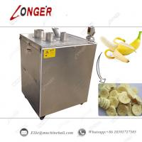 Buy cheap Banana Slicing Machine|Automatic Banana Chips Making Machine|Commercial Banana Slicer Machine from wholesalers