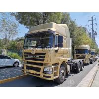 China Shacman F3000 6*4 10 Wheels Prime Mover Crane Truck 70T Haulage Capacity on sale