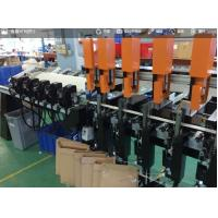 China PVC wooden venetian blinds fully-automatic punching and threading machines on sale