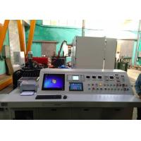 China Full Automatic Integrated Transformer Test Bench , Power Transformer Test System on sale