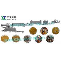 China Popular Corn Flakes and Breakfast Cereals Food Processing Machinery on sale