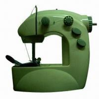 China Crewel 2-speed Table Sewing Machine with Pedal for Easy Foot Control on sale