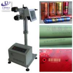Small Fiber Laser Engraving Machine , Leather Laser Marking MachineHigh Electric - Optic Efficiency Manufactures