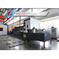 Automobile Industry Metal Tube Laser Cutting Machine / CNC Tube Cutter Manufactures