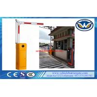 Buy cheap 8 Meters Boom Barrier Gate Operator Folding Arm Anti Collision Swing Out 90° / from wholesalers