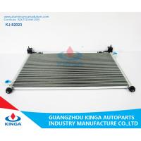 Quality Cooling Aluminum Auto Car Condenser For Honda Accord 2.3 98-00 OEM:80100-S86-K21 for sale