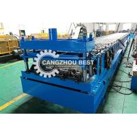 China Building Material House Floor Deck Roll Forming Machine With High Working Speed on sale
