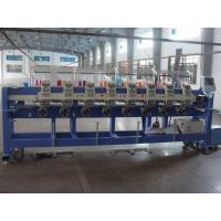 High Speed Tubular Embroidery Machine For Work Uniforms 8 Inch Monitor Manufactures