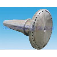 China Forged Steel Rotor Shafts , CNC Precision Turning Parts long shafts on sale