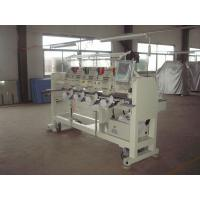 Professional 9 Needle 4 Head Embroidery Machine For Home Business Manufactures