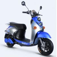 Adult Electric Bicycle Scooter Moped 60V 20ah Lead - Acid Battery Aluminium Rim Manufactures