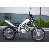 Durable Mountain Dirt Bike Style Motorcycle With Yamaha Tricker Model JD200GY-4 Manufactures