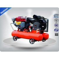 Oilless Screw Electric Air Compressor Environment - Friendly With Direct Driven Rotary